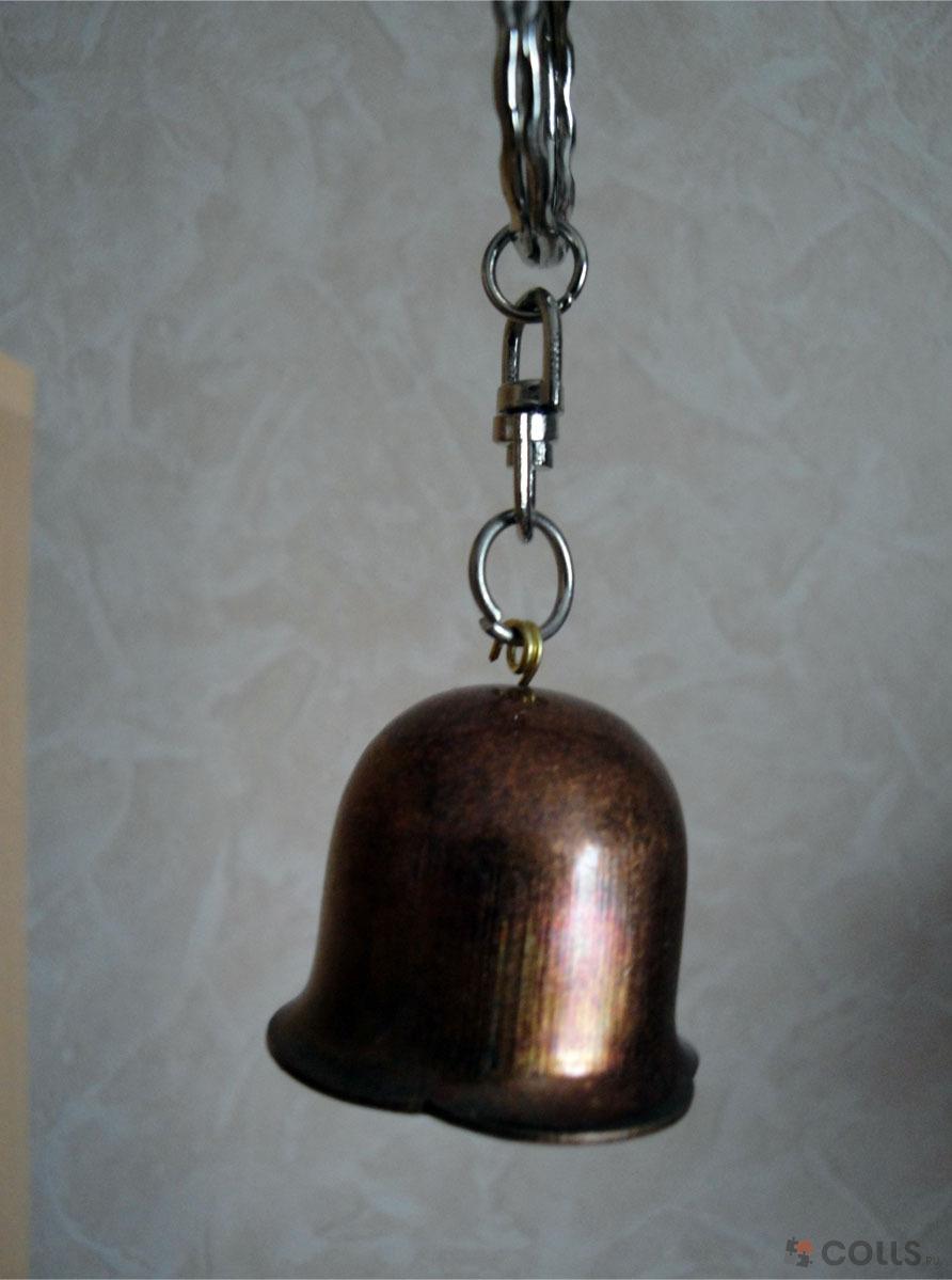 Своими руками колокольчик из металла